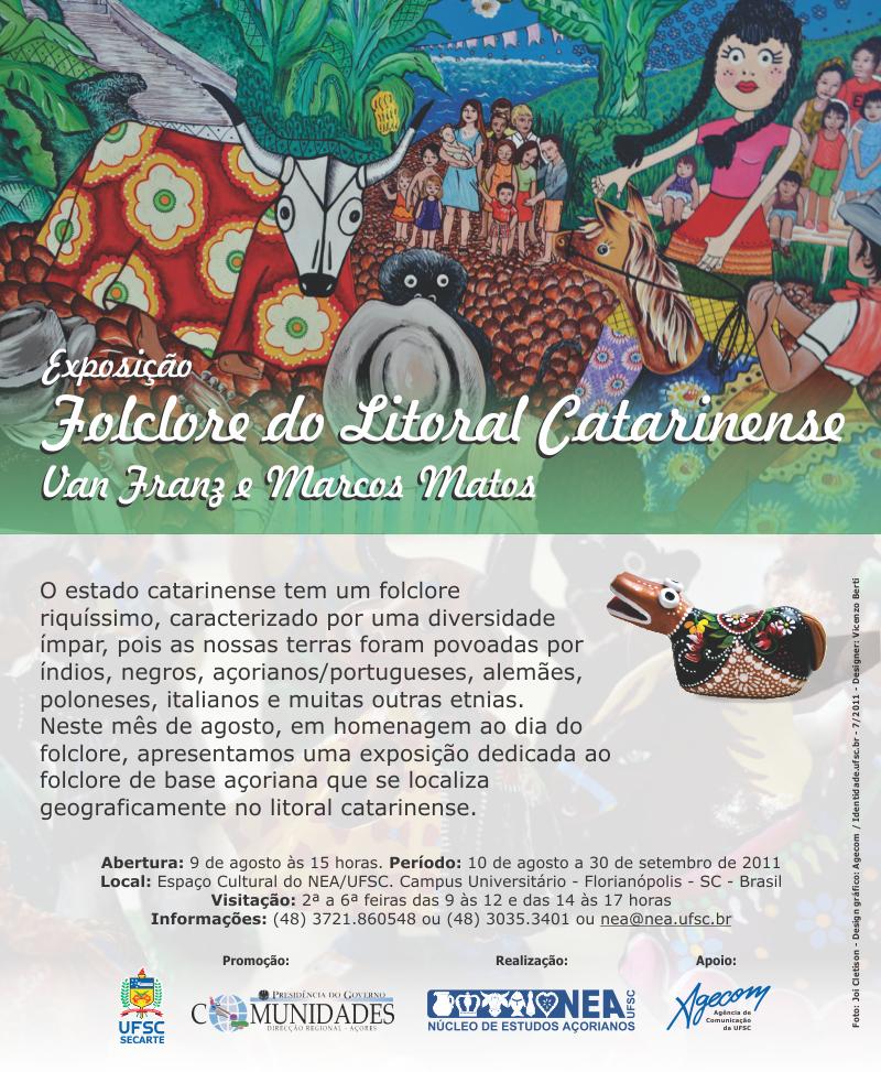Exposição Folclore do Litoral Catarinense