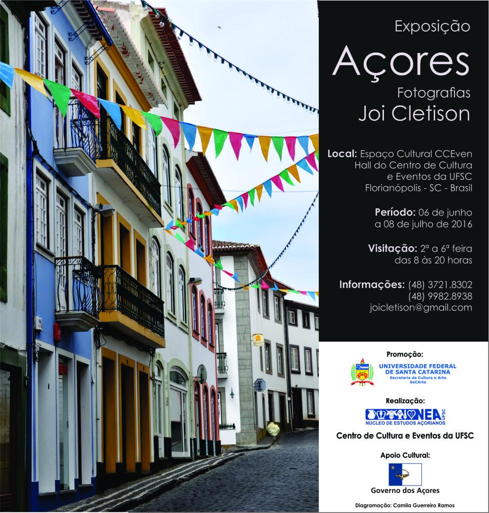 Exposição Açores Fotografias Joi Cletison (1)